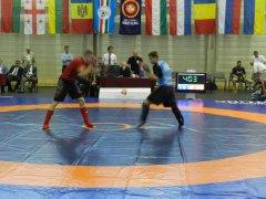 Чернівецькі спортсмени здобули першість Європи з панкратіону
