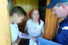 Рятувальники Буковини застерігають громадян про небезпеку нехтування правилами безпеки