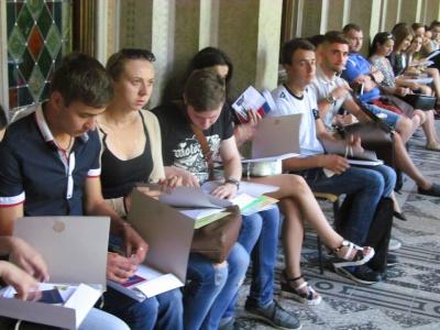 Кількість поданих заяв до Чернівецького національного університету більша, ніж торік