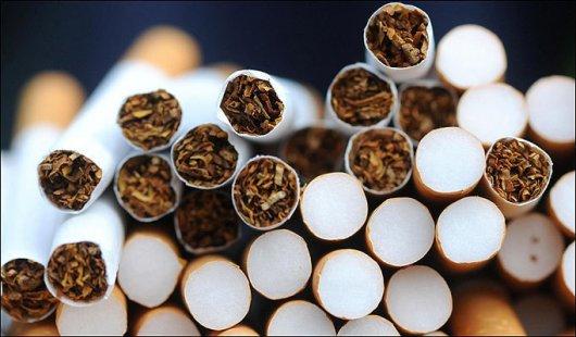 Митники вилучили у буковинця не задекларовані та не пред'явлені ним до митного контролю цигарки