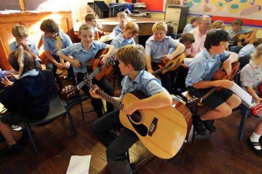 Цьогоріч плату в музичній школі збільшили на 6%