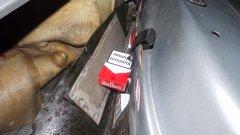 Порушники ховали цигарки у колесах та під днищем автомобіля