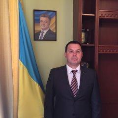 Привітання з Днем прапора та Днем Незалежності УкраЇни від начальника УСБУ в Чернівецькій області