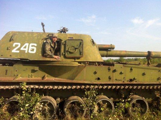 «Він народився на сході України і поліг на війні за рідну землю»
