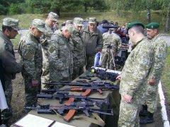 У Чернівецькій області стартували навчання з територіальної оборони