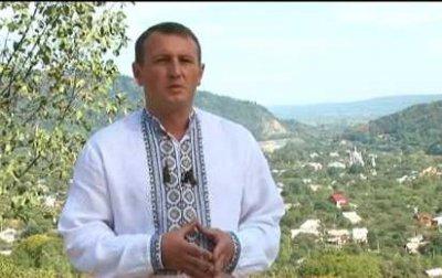 """Іван Рибак: """"Українська земля свята. Нею не можна торгувати""""."""
