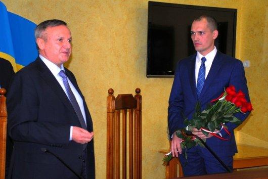Прокурор Чернівецької області представив колективу нового заступника