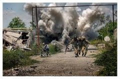 ОБСЄ зафіксувала 363 вибухи на Донбасі