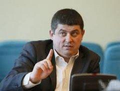 Бурбак у ВР запропонував скоротити посаду одного заступника голови Чернівецької облради