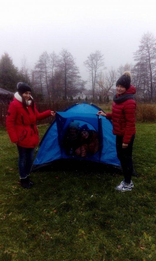 """11-13 листопада чернівецькі пластуни провели табір для людей з громади """"Пласт Challenge"""""""