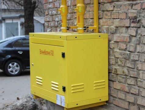 У Чернівцях встановлено лише 34 будинкових лічильники газу замість запланованих 131