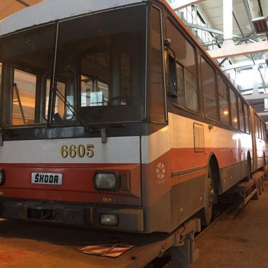 Нові старі тролейбуси у Чернівцях, швидше за все, вийдуть на маршрути 2,4 та 6