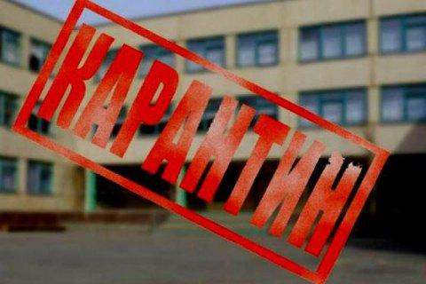 У школах Чернівців запроваджується карантин