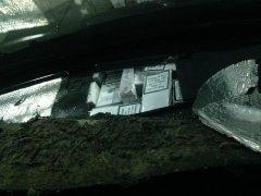 Автомобіль за 150 тисяч вилучено цієї ночі на кордоні з Румунією через приховані тютюнові вироби