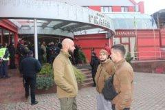 В Ужгороді націоналісти зірвали з'їзд сепаратистів