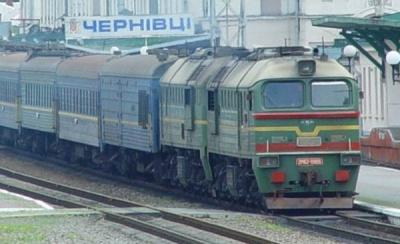 З Чернівців починає курсувати швидкий потяг до Харкова