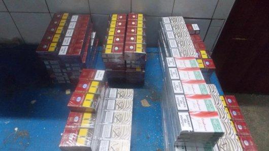 Буковинські прикордонники затримали наркотичні речовини, зброю, автомобіль та сигарети