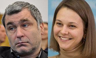 Анна Музичук та Іванчук стали чемпіонами світу 2016 року зі швидких шахів