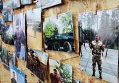 Загиблому герою Віктору Редькіну відкрили меморіальну дошку