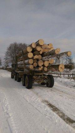 На Буковині СБУ затримала вантажівку, в якій незаконно перевозили лісодеревину