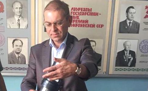 Пашинський перед Новим роком прострелив ногу нападнику
