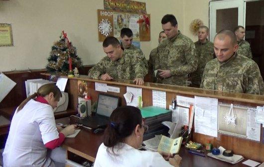 Буковинські прикордонники долучились до здачі крові