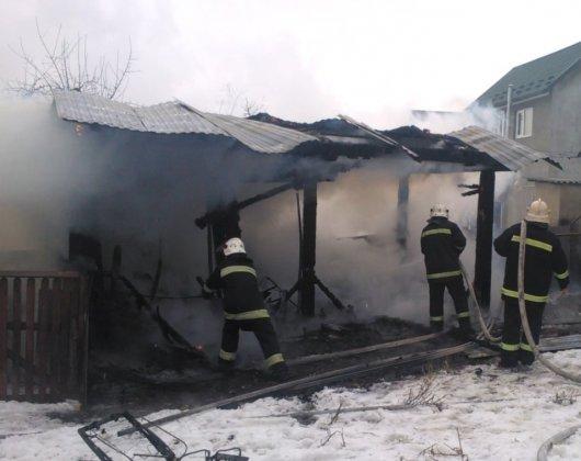 Селяни самотужки погасили пожежу. 41-річний господар загинув