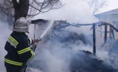 На Буковині протягом доби згоріло три будівлі