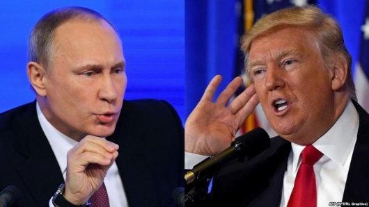 У США критикують Трампа через відповідь на слова «Путін – убивця»