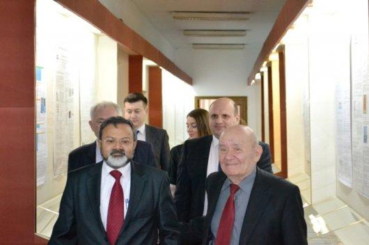 Індія зацікавлена у співпраці з Чернівецьким Інститутом термоелектрики