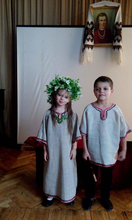 Вихованці дошкільного закладу №45 перемогли в обласному конкурсі декламаторів творів  Лесі Українки