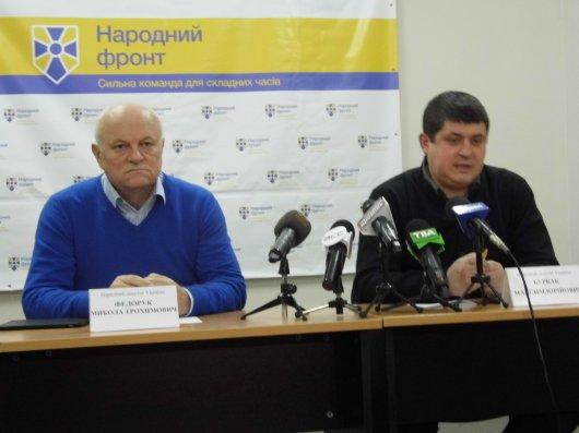 Бурбак про шантаж перевізників у Чернівцях та Фірташеві інтриги у міській раді