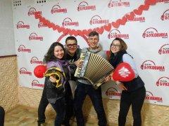 Зустрічай весну разом з Радіо «Буковина»!