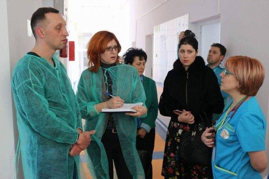 Депутат Чернівецької облради Ольга Кобевко про медицину в сусідній Румунії