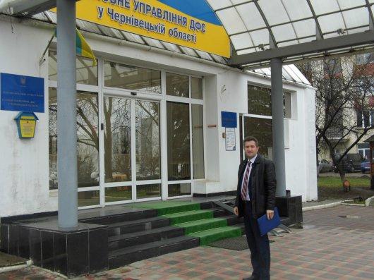 Михайло Сеничак карає Насірова