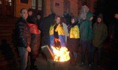 Голова Чернівецької облради Іван Мунтян відмовлявся прийти вночі до активістів