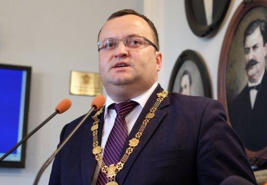 Мер Чернівців прозвітує перед громадою міста