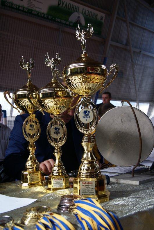 Прикордонники Буковини вдало виступили на чемпіонаті України з універсального бою