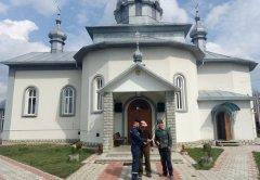 Буковинські рятувальники продовжують проводити інструктажі безпеки у храмах перед Великоднем