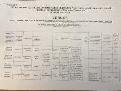 УКРОП серед лідерів за кількістю кандидатів від партії на виборах на Путильщині