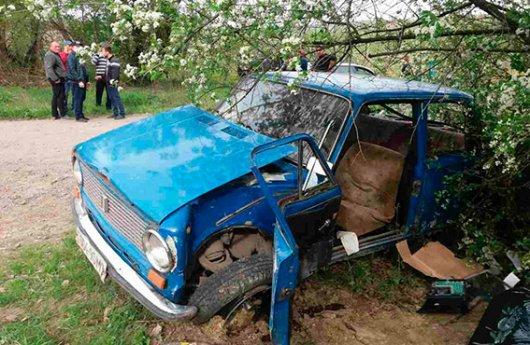 Внаслідок ДТП в Хотинському районі помер буковинець