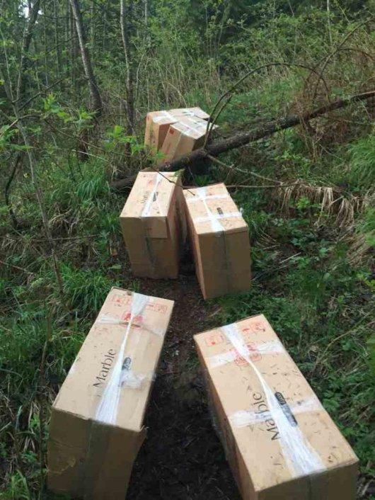 Буковинські прикордонники пострілами зупиняли контрабандистів