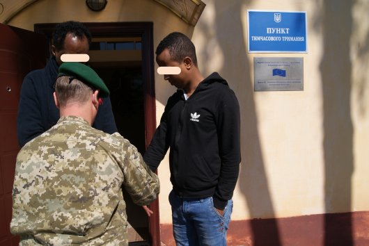 Двох громадян Сомалі затримали прикордонники на Буковині