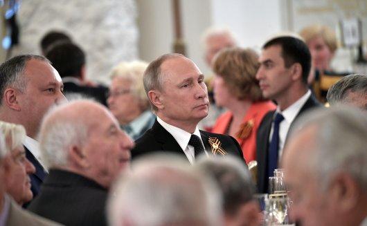 Путін у глухому куті та піде з Донбасу за однієї умови