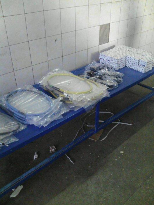 Мешканець Глибоччини намагався незаконного вивезти до Румунії запчастини до автомобіля