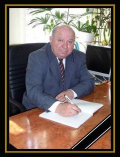 Пішов у вічність колишній директор Чернівецького індустріального коледжу  Харина Володимир Тодорович