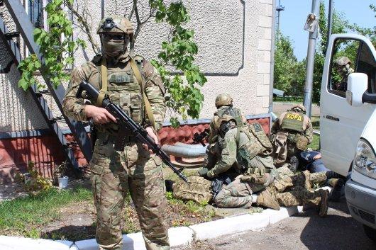 """На Буковині спецпризначенці знешкодили """"терористів"""""""