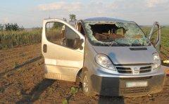 Упродовж вихідних на Буковині сталися три дорожньо-транспортних пригоди