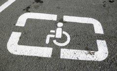 За паркування на місцях для інвалідів - штраф -1700 грн.