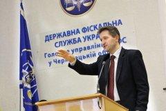 Михайло Сеничак – голова ДФСУ у Чернівецькій області
